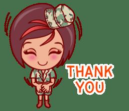 Gigi The Pretty World Soldier (EN) sticker #5765460
