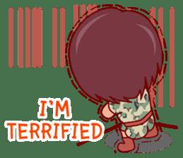 Gigi The Pretty World Soldier (EN) sticker #5765475