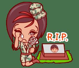Gigi The Pretty World Soldier (EN) sticker #5765487