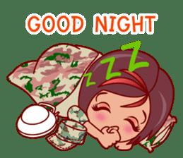 Gigi The Pretty World Soldier (EN) sticker #5765490