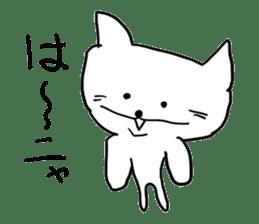 whatever!! Meow Meow! sticker #5770011
