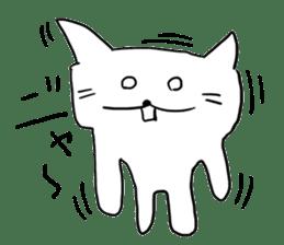 whatever!! Meow Meow! sticker #5770042