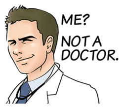 A DATE DOCTOR -English Ver.- sticker #5770597