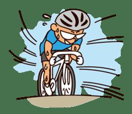 I Love Bicycle! sticker #5781124