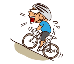 I Love Bicycle! sticker #5781127