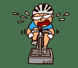 I Love Bicycle! sticker #5781128