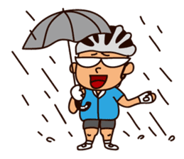I Love Bicycle! sticker #5781132