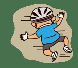 I Love Bicycle! sticker #5781133