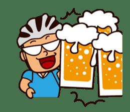 I Love Bicycle! sticker #5781137