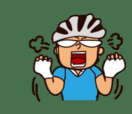 I Love Bicycle! sticker #5781138