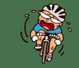 I Love Bicycle! sticker #5781141