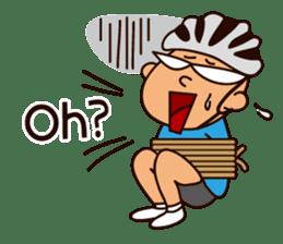 I Love Bicycle! sticker #5781142