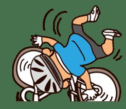 I Love Bicycle! sticker #5781144