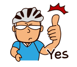 I Love Bicycle! sticker #5781145