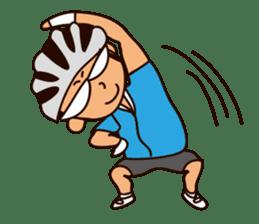 I Love Bicycle! sticker #5781146