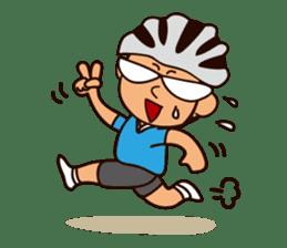 I Love Bicycle! sticker #5781150
