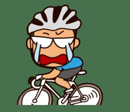 I Love Bicycle! sticker #5781151