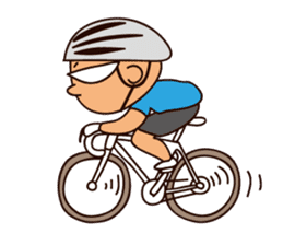 I Love Bicycle! sticker #5781154