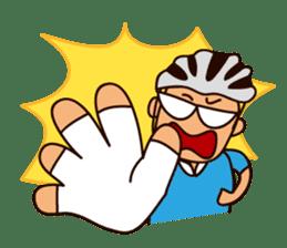 I Love Bicycle! sticker #5781155