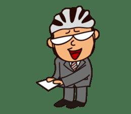 I Love Bicycle! sticker #5781159