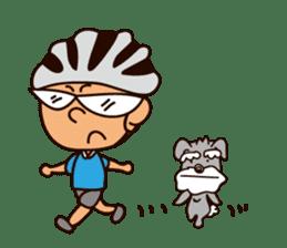 I Love Bicycle! sticker #5781160