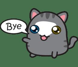 minicat sticker #5782499