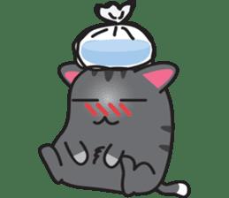 minicat sticker #5782502