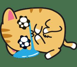 minicat sticker #5782505