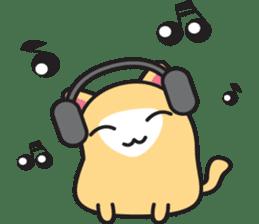 minicat sticker #5782515