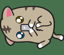 minicat sticker #5782516