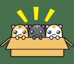 minicat sticker #5782519