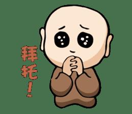 Little Monk (Part One) sticker #5784084
