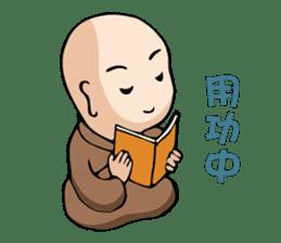 Little Monk (Part One) sticker #5784087