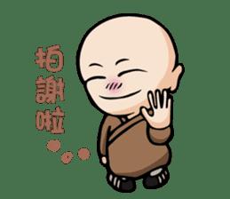 Little Monk (Part One) sticker #5784088