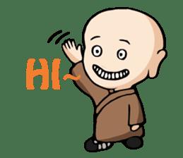 Little Monk (Part One) sticker #5784091