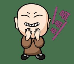 Little Monk (Part One) sticker #5784103