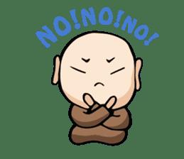 Little Monk (Part One) sticker #5784111