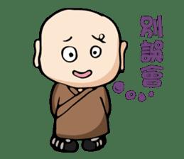Little Monk (Part One) sticker #5784112