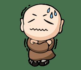 Little Monk (Part One) sticker #5784115