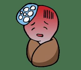 Little Monk (Part One) sticker #5784117
