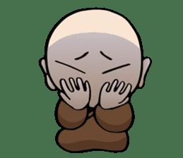 Little Monk (Part One) sticker #5784120