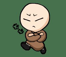 Little Monk (Part One) sticker #5784122