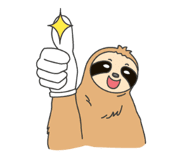 The sloth family sticker #5787913