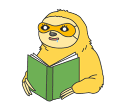 The sloth family sticker #5787914