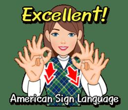 American Sign Language Vol.1 sticker #5789471