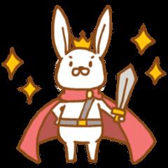 Brave rabbit (EN)
