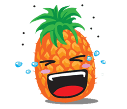 Fruity fun sticker #5790008