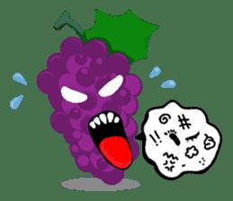 Fruity fun sticker #5790016