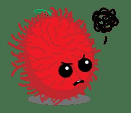 Fruity fun sticker #5790023