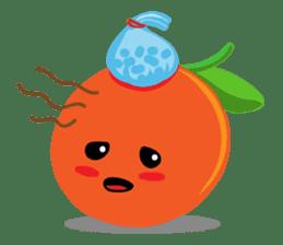 Fruity fun sticker #5790024